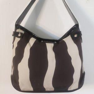 Kate Spade Zebra hobo Bag